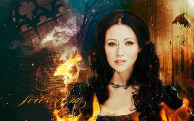 Firestorm by VeilaKs-Wallpapers