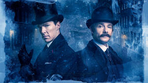 Sherlock: The Abominable Bride by VeilaKs-Wallpapers