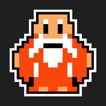 Legend Of Zelda Old Man By Jaytcarter On Deviantart