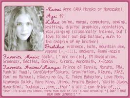 My ID by hanazuke