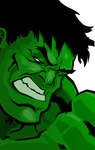 Hulk by cmkasmar