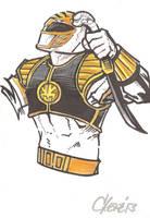 White Ranger by cmkasmar