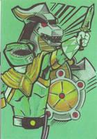 Green Ranger by cmkasmar
