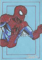 Spiderman 2 by cmkasmar