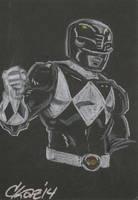 Blackranger by cmkasmar