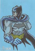 Batman3 by cmkasmar