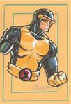 Cyclops First Class by cmkasmar