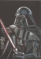 Darth Vader 2 by cmkasmar