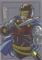 Black Knight by cmkasmar