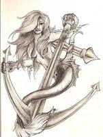 Mermaid by Mustang-Inky