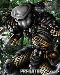 Predator Hunter by The-Switcher