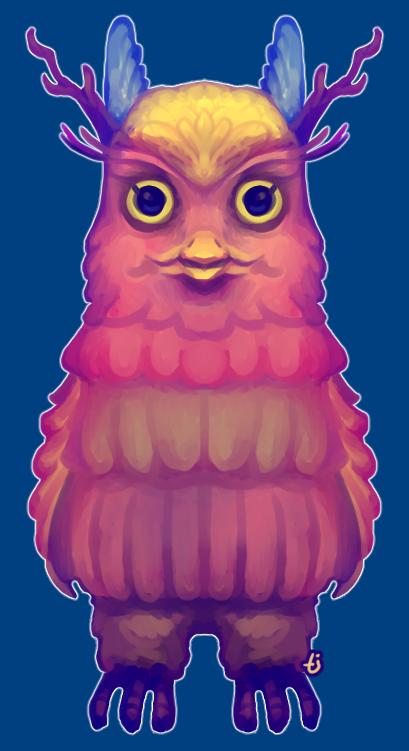 Creature by pixieMoonTenika