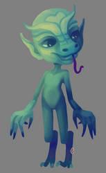 Character by pixieMoonTenika