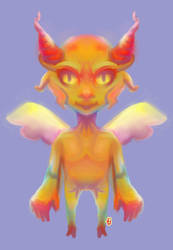 Creature Design by pixieMoonTenika