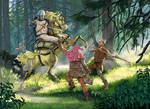 Ambush by KardisArt