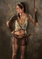Dragon slayer by KardisArt
