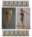 splinter sculpture by Bflybabe88