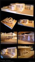 Burnside Project - MODEL by ArchiByte