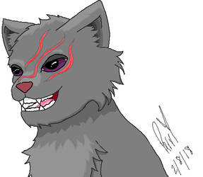 Feline Gamzee by MoHowl