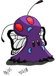 Butterfree Mimkyu by MoHowl