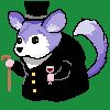 Little Sir Chinchilla by MoHowl