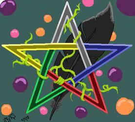 Pentagram Practice by MoHowl
