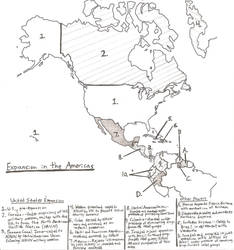 Americas Expansion Map by nerdsloth