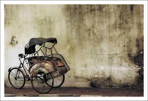 Grungy Ride by shinsenfreak