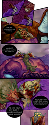 Dear Rider, Pg 27: There Goes The Spoils by Jeeaark