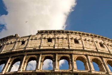 Presagio al Colosseo - Omen to the Coliseum by nongOui