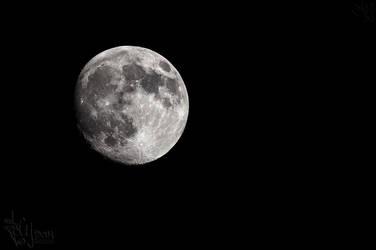 Luna - Moon - Perigeo by nongOui