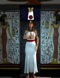 Nefertari False Gate by dazinbane