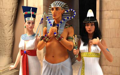 Amarna Tio by dazinbane