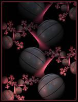 Japanese Lanterns by SuicideBySafetyPin