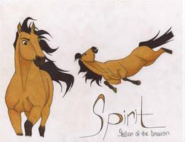 Stallion of the Cimarron by apollo22