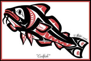 Pacific Codfish by tarkheki