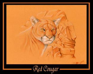 Red Cougar by tarkheki