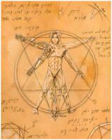 Anatomy of an Alchemist I by tarkheki