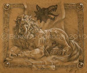 BoY- Werewolf by tarkheki
