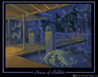 Chapter 3- House of Rabbits by tarkheki