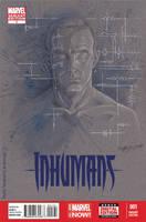 Agents of S.H.I.E.L.D.- Faux Comic Covers 1/6 by tarkheki