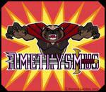 Amethysmus Sport Logo by tarkheki