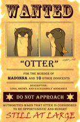 Wanted: Otterly Ridiculous by tarkheki
