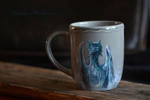 Dragon by Evidriell