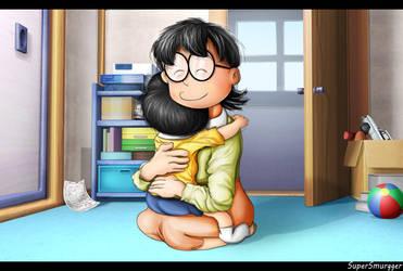 I Love You, Nobita ! by SuperSmurgger