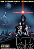 MTJ TOURS Cover Art by MTJpub