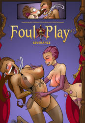 Foul Play 2 Cover Art by MTJpub