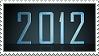 2012 Movie Stamp by dark-eco