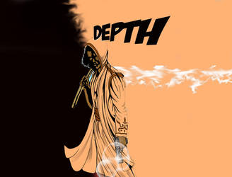 DEPTH-THE COMIC by myloveiswicked