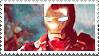 Stamp Iron Man by LeslyS